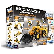 Mechanické laboratórium- Stavebné stroje