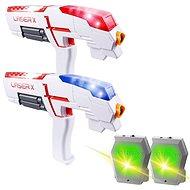 TM Toys Laser-X Pistole s infračervenými paprskami– dvojitá súprava