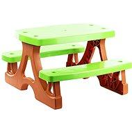 Piknikový stolík a lavičky - Nábytok