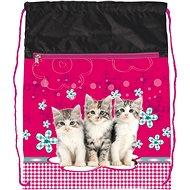Vrecko na cvičky Cats - Vrecko na prezúvky