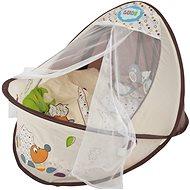Ludi Cestovná postieľka / hniezdo pre bábätko Nature - Detský nábytok