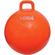 Ludi Skákacie loptu 55cm oranžový - Detské skákadlo