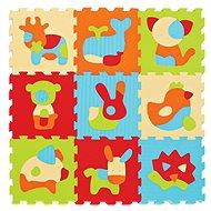 Ludi 90 × 90 cm Zvieratká - Penové puzzle