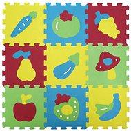 Ludi 84x84 cm Ovocie a zelenina - Penové puzzle