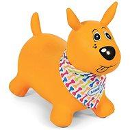 Ludi Skákacie pes žltý - Detské skákadlo