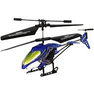 RC helikoptéra 3 kanály modrá - RC model