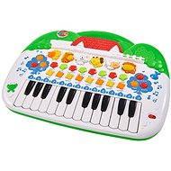 Simba Piáno so zvieratkami - Hudobná hračka