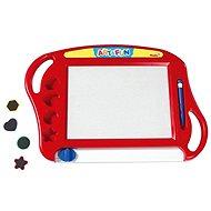 Simba Art & Fun Magická magnetická tabuľka červená - Kreatívna súprava
