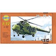 Směr Model Kit 0907 vrtulník – Mil Mi-4 - Model