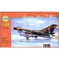 Směr Model Kit 0853 letadlo – Suchoj Su-7 BKL - Model