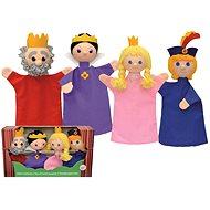 Krabička maňušiek - Kráľovská rodina 3 - Súprava