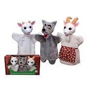 Krabička maňušiek – Vlk a kozliatka - Maňuška