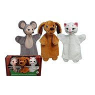 Krabička maňušiek - Zvieratká 2 - Maňuška