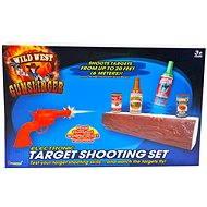 Mac Toys Strieľanie na plechovky - Herný set