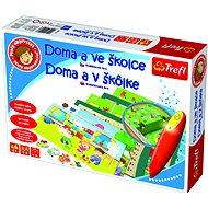 Trefl Malý objaviteľ - Domov - Vzdelávacia hračka
