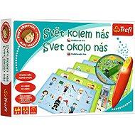 Trefl Malý objaviteľ - Svet okolo nás - Vzdelávacia hračka
