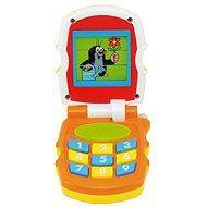 Teddies Krtkov mobil telefón so svetlom a zvukom - Vzdelávacia hračka