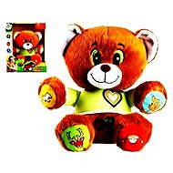 Teddies Medveď Vojtík rozprávkový česky hovoriaci - Plyšová hračka