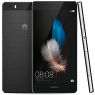 HUAWEI P8 Lite Black Dual SIM - Mobilný telefón