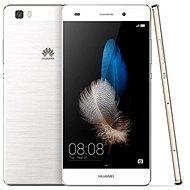 HUAWEI P8 Lite White Dual SIM - Mobilný telefón