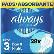 ALWAYS Ultra Night 28 ks - Hygienické vložky
