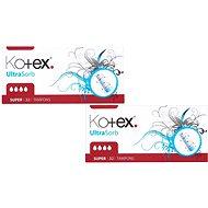 Kotex Ultra Sorb Super (2x32 ks) - Súprava drogérie