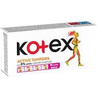 KOTEX Tampons Active 16 Super