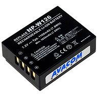 AVACOM za Fujifilm NP-W126 Li-ion 7.2V 1100mAh 7.9Wh - Náhradná batéria
