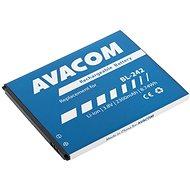AVACOM pre Lenovo A6000 Li-Ion 3,8V 2 300m Ah (náhrada BL242) - Náhradná batéria