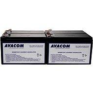 AVACOM RBC106-kit – náhrada za APC - Batéria kit