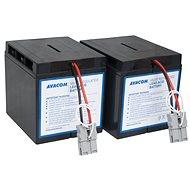 AVACOM náhrada za RBC55 – batéria pre UPS - Batéria kit