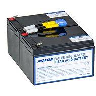 AVACOM náhrada za RBC6 - batéria pre UPS - Batéria kit