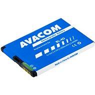 AVACOM pre Nokia N8, E7 Li-ion 3,7V 1200mAh (náhrada za BL-4D) - Náhradná batéria