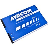 AVACOM za BlackBerry 8700 Li-ion 3.7V 1030mAh (náhrada C-S2) - Náhradná batéria