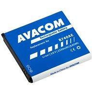 AVACOM pre Samsung S4 Zoom Li-Ion 3,8V 2 330 mAh (náhrada B740AE) - Náhradná batéria