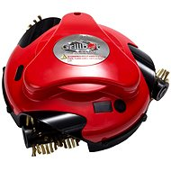 Grillbot robotický čistič grilov Red GBU101 - Robotický upratovač