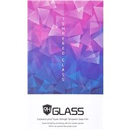 Icheckey 3D Curved Tempered Glass Screen Protector Black pro Samsung A5 (2017)