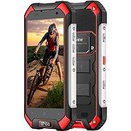iGET Blackview GBV6000S Red - Mobilný telefón