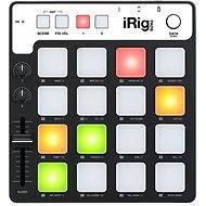 IK Multimedia iRig Pads - MIDI kontrolér