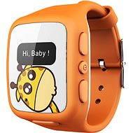 intelioWATCH oranžové - Inteligentné hodinky