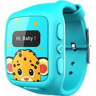 intelioWATCH modré - Inteligentné hodinky