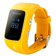 Abardeen KT01S Orange - Inteligentné hodinky