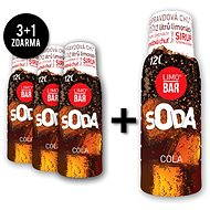 LIMO BAR Sirupy Cola pack - Sirup