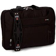 "i-stay Black 15,6"" & Up to 12"" Organiser Laptop/Tablet Bag - Taška na notebook"