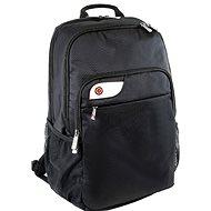 "i-Stay 15,6"" laptop Rucksack Black - Batoh na notebook"