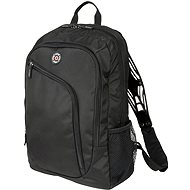 "i-stay Black 15.6"" & Up to 12"" Laptop/Tablet backpack - Batoh na notebook"