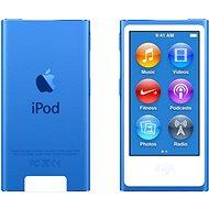 iPod Nano 16 GB Blue 7th gen - MP3 prehrávač