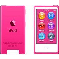 iPod Nano 16 GB Pink 7th gen - MP3 prehrávač