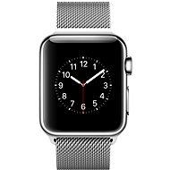 Apple Watch 38 mm antikorové s milánskym ťahom - Inteligentné hodinky