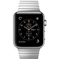 Apple Watch Series 2 38 mm Nehrdzavejúca oceľ s článkovým remienkom - Inteligentné hodinky